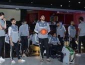 """لاعبو بيراميدز يتألقون خارج المستطيل الأخضر مع """"البولينج"""" فى المغرب..صور"""
