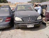 تعرف على حصيلة البيع بأخر جلسة للمزاد العلنى بجمارك سيارات القاهرة.. صور
