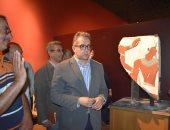 الآثار تشدد على تعديل نظام العرض المتحفى بـ متحف الغردقة لافتتاحه فى ديسمبر