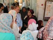 محافظ المنوفية: تدشين مبادرة رئيس الجمهورية لدعم صحة المرأة