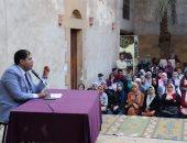 مدير متحف آثار الإسكندرية: مصر سباقة فى تقدير المرأة وحتشبسوت ماتت بالسرطان