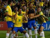 التشكيل الرسمى لمباراة البرازيل وكوريا الجنوبية