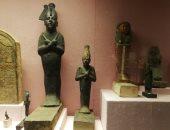 شاهد القطع الأثرية المضافة لمتحف الغردقة قبل افتتاحه نهاية العام