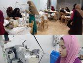 محافظة القاهرة تسلط الضوء على نجاح مصنع الأسمرات فى تصدير ملابسه إلى ألمانيا