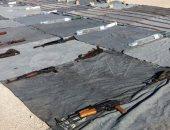 العثور على أسلحة إسرائيلية من مخلفات التنظيمات الإرهابية بريف دمشق و القنيطرة