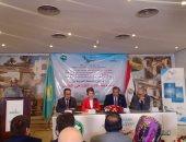 مستشارة رئيس كازاخستان تدشن النسخة العربية من موسوعة الأدب من القاهرة
