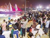اختتام النسخة الرابعة من مهرجان البحر بأكثر من 30.000 زائر بالبحرين