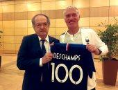 تمديد عقد ديشامب مع منتخب فرنسا حتى كأس العالم 2022
