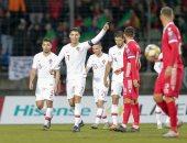 كريستيانو رونالدو على بُعد هدف واحد عن نادي المائة مع البرتغال