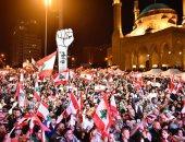 """تحركات احتجاجية فى مناطق متفرقة من لبنان اعتراضا على """"إضراب الخبز"""""""