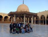 اللجنة المنظمة لأمم افريقيا تنظم رحلة للإعلام الأجنبي للمعالم الأثرية الدينية