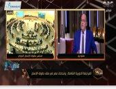حافظ أبو سعدة: يجب التعامل مع حقوق الإنسان من منظور حقوقى وليس سياسى