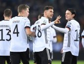 كل أهداف السبت فى ملاعب أوروبا.. ألمانيا تكتسح بيلاروسيا برباعية