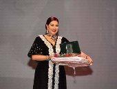 """تكريم وفاء عامر فى حفل إفتتاح مهرجان الرباط الدولى لسينما المؤلف وعرض """"الجوكر"""""""