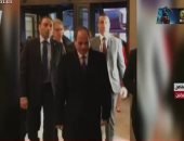 الرئيس السيسي يصل مقر انعقاد قمة العشرين وأفريقيا ببرلين
