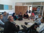 صور.. اللجنة التنسيقية للسكان بأسيوط تجتمع لمناقشة الخطة التنفيذية الفترة المقبلة