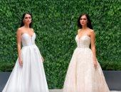 للعروسة عاشقة البساطة.. 15 فستان زفاف كلاسيكى على موضة 2020