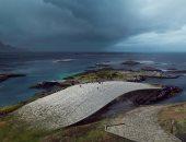 معلم سياحى جديد فى النرويج لمشاهدة هجرة الحيتان.. يتم افتتاحه 2022