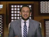 الداعية رمضان عبدالمعز يدعو لمصر والرئيس السيسى ..فيديو
