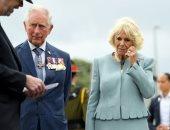 استقبال حافل لولى عهد بريطانيا وزوجته خلال جولتهما فى نيوزيلندا