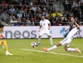 الأرجنتين ضد أوروجواي.. كافاني يمنح السيليستي التقدم في الشوط الأول