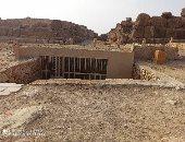 الآثار تفتتح مقبرتي إيدو و وقار بمنطقة الهرم .. صور