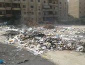 قارئ يرسل شكوى من عدم توافر صناديق لتجميع القمامة بالإسكندرية