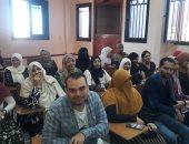 صور.. دورة تدريبية لتنمية المهارات التمريضية فى العناية المركزة بجنوب سيناء