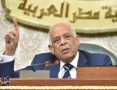 """رئيس النواب:""""أي قانونى يقول أن هناك كيدية فى الشيك يبقى مشكوك فى الليسانس بتاعه"""""""