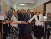 رئيس جامعة الزقازيق يفتتح مقر وحدة تعليم الكبار الجديد