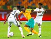 ملخص وأهداف مباراة كوت ديفوار ضد غانا 2-2 بأمم أفريقيا تحت 23 عاما
