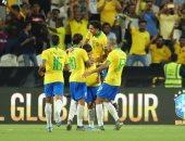 ملخص وأهداف مباراة البرازيل ضد كوريا الجنوبية 3-0