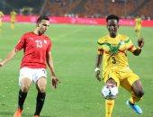 مشاهدة مباراة منتخب مصر الأولمبى وجنوب أفريقيا فى نصف نهائى أمم أفريقيا عبر سوبر كورة