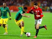 صور.. 15دقيقة.. التعادل السلبي بين المنتخب الأوليمبي وجنوب أفريقيا