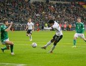 ألمانيا ضد أيرلندا الشمالية.. الماكينات تتقدم 2-1 في الشوط الأول.. فيديو