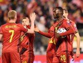 بلجيكا ضد قبرص.. الشياطين الحمر يختتمون التصفيات بالعلامة الكاملة.. فيديو