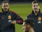 إنريكي يتهم مدرب أسبانيا بالخيانة