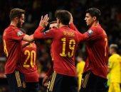 قرعة يورو 2020.. إسبانيا على رأس المجموعة الخامسة