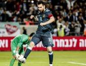 أهداف الإثنين.. حفلة أهداف لإيطاليا وتعادل مثير للأرجنتين
