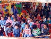 يوم الطفل العالمي.. معلمة تشارك صور احتفال أطفال الحضانة..وتؤكد: أحلى أيام