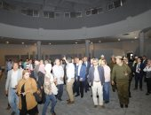 وزير الآثار يعدل مسار المدخل الرئيسى لمتحف كفر الشيخ تسهيلا على الزوار
