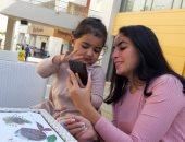 """اليوم العالمى للطفل.. قارئة تدعو لابنتها: """"أتمنى من الله أن تصبح مهندسة"""""""