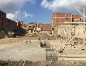 قارئ من بسيون يشكو وقف أعمال بناء منزله رغم حصوله على رخصة