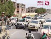 مليشيات أردوغان فى ليبيا تتحرك من مصراتة إلى تاورغاء قرب سرت