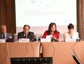 وزيرة التخطيط تشارك بالجلسة العامة الـ13 لمبادرة منظمة التعاون الاقتصادى والتنمية