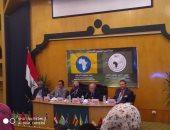 """أمين """"الأعلى للإعلام"""": الهم الأفريقى واحد والإعلام جسر الشعوب لدعم قضايا التنمية"""
