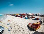 هل تحميك السباحة فى مياه البحر المالحة من كورونا؟