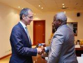 وزير الاتصالات يستقبل وفد وزارة الاتصالات التنزانى لتعزيز التعاون