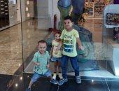 قارئ يشارك بصور أبنائه بمناسبة اليوم العالمى للطفل