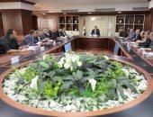الموافقة على 1051 طلبا وتحرير 200 عقد تقنين لأراضى أملاك الدولة ببنى سويف